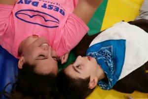 Ibby & Amber Scholastic